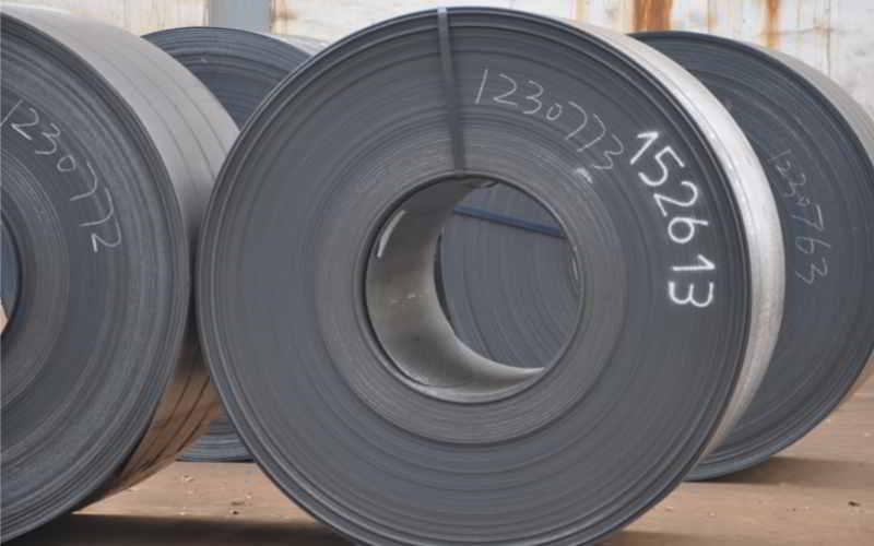 ورق سیاه فولادی ST37